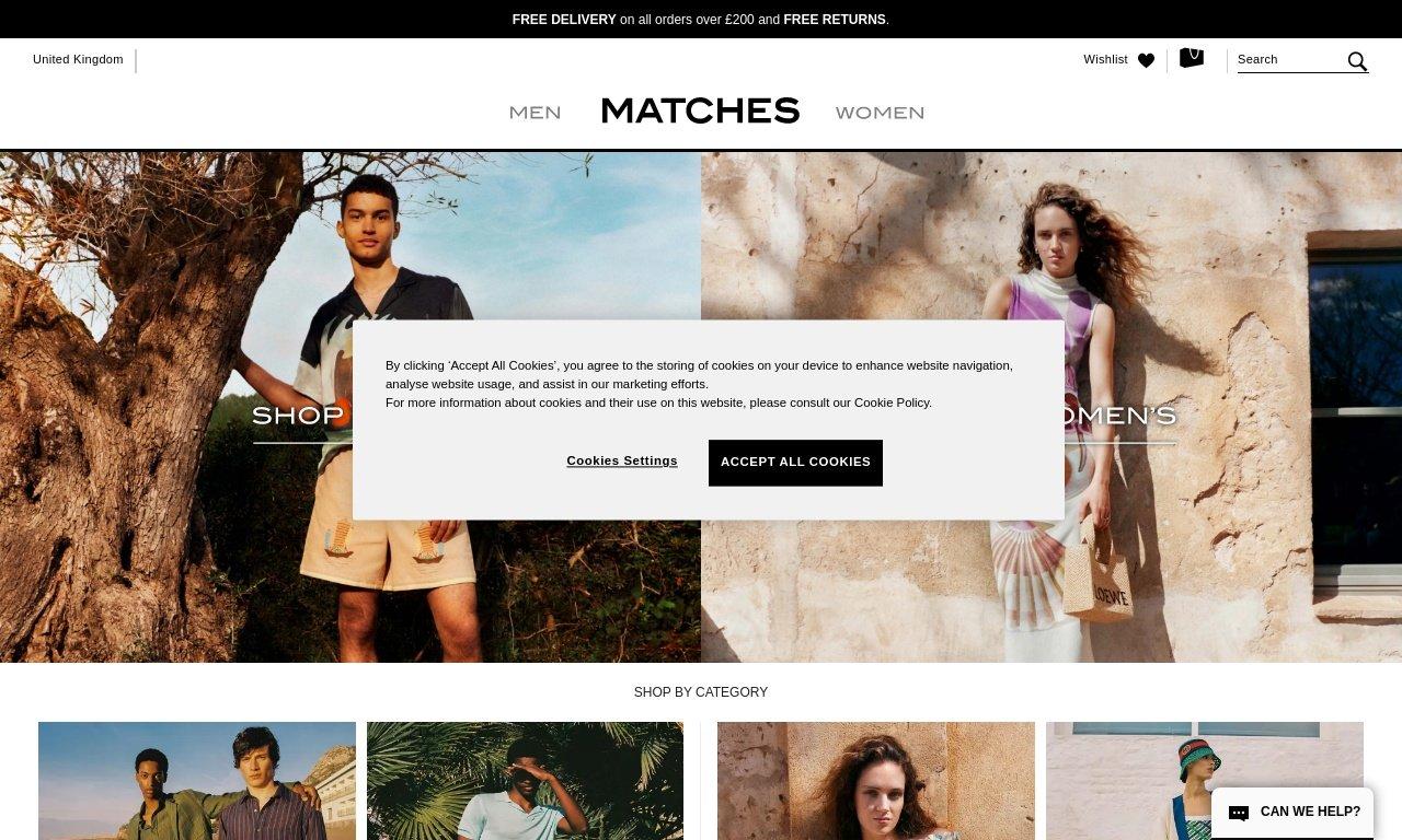 MatchesFashion.com 1