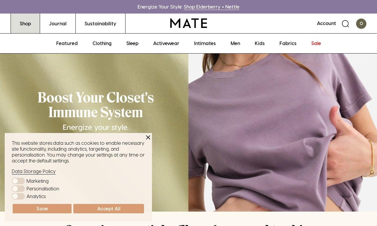 Mate the label.com 1