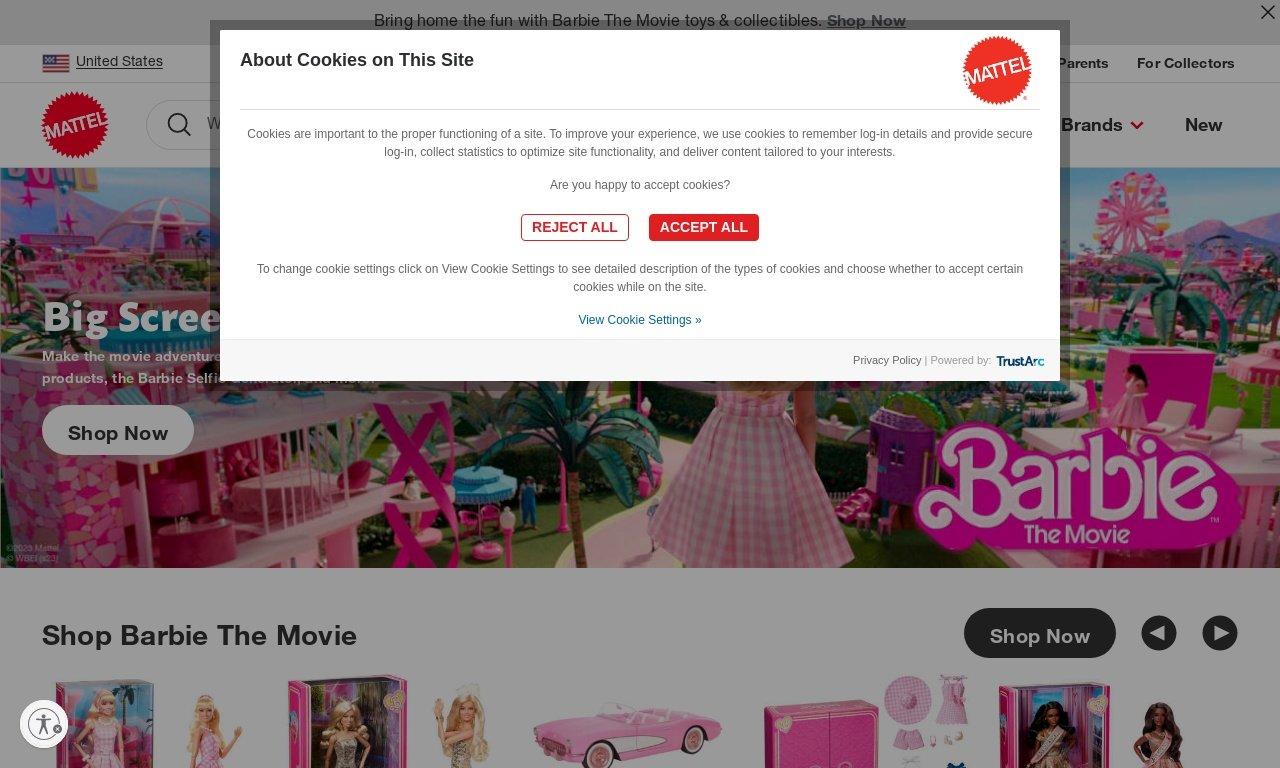 Mattel.com 1