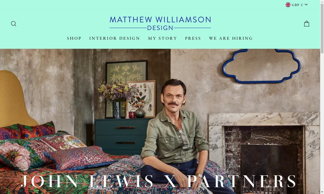 MatthewWilliamson.com 1