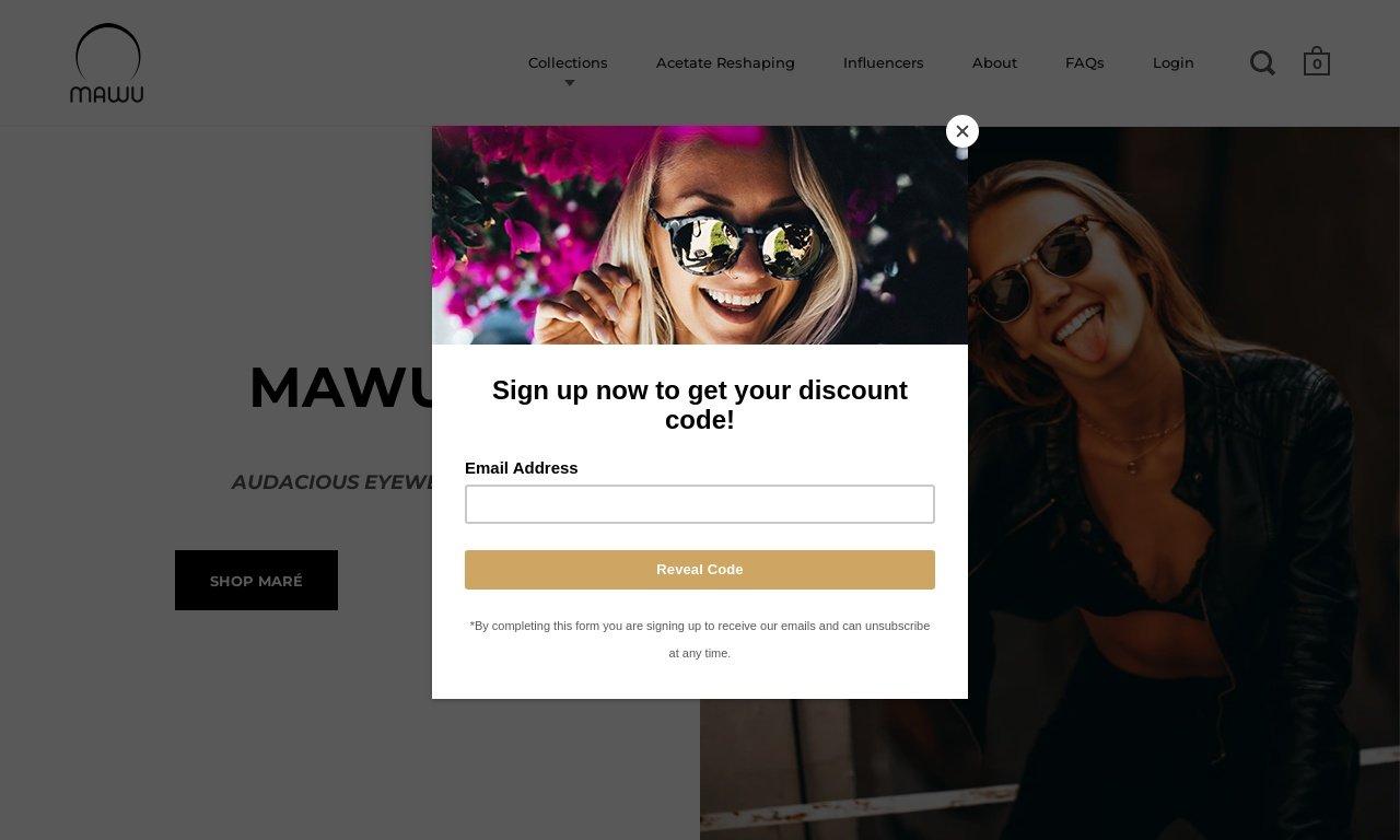 Mawueyewear.com 1