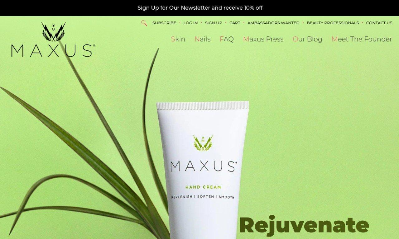 Maxusnails.com 1