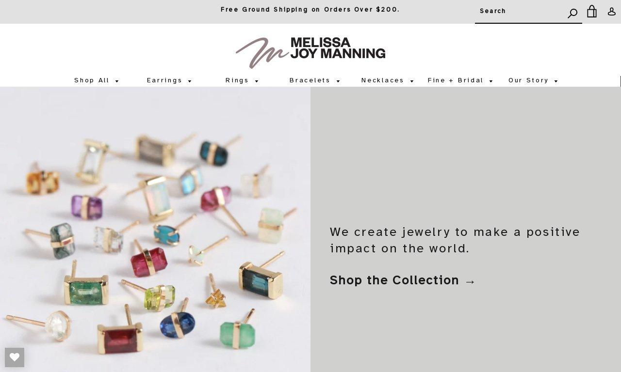 Melissajoymanning.com 1