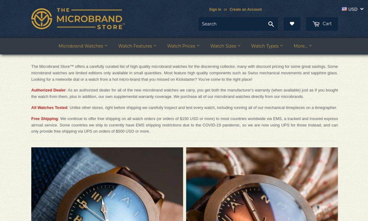 Microbrand.store 1