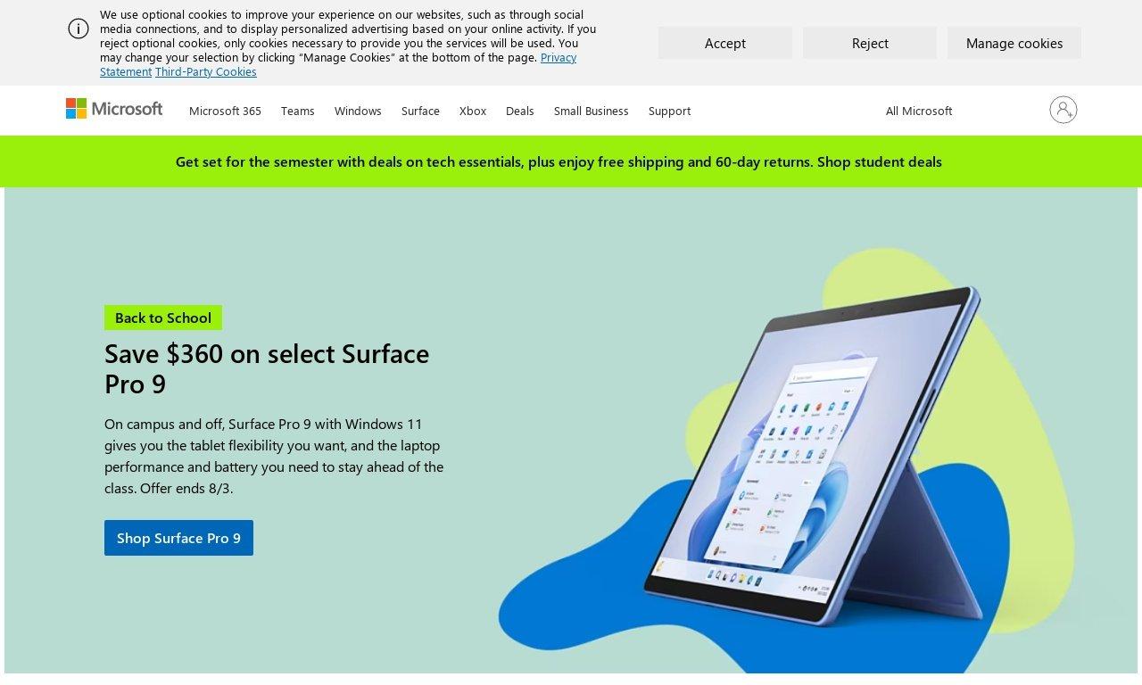 Microsoft.com 1