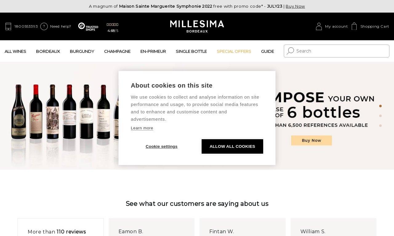 Millesima.fr 1