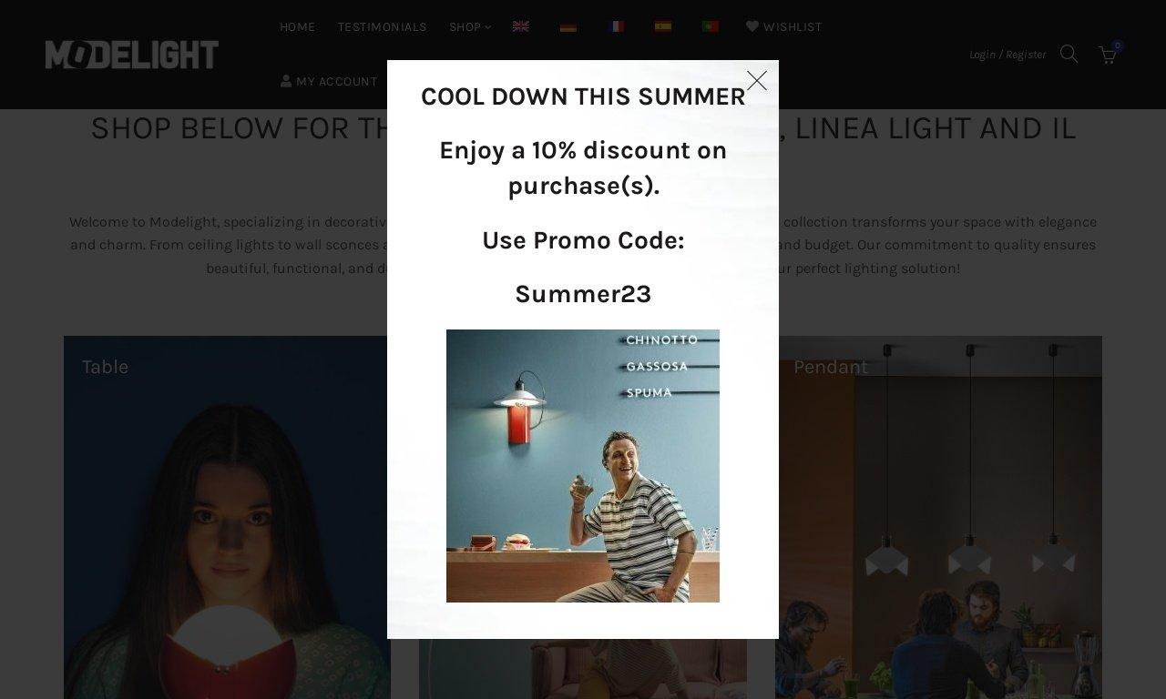 ModeLight.co.uk 1
