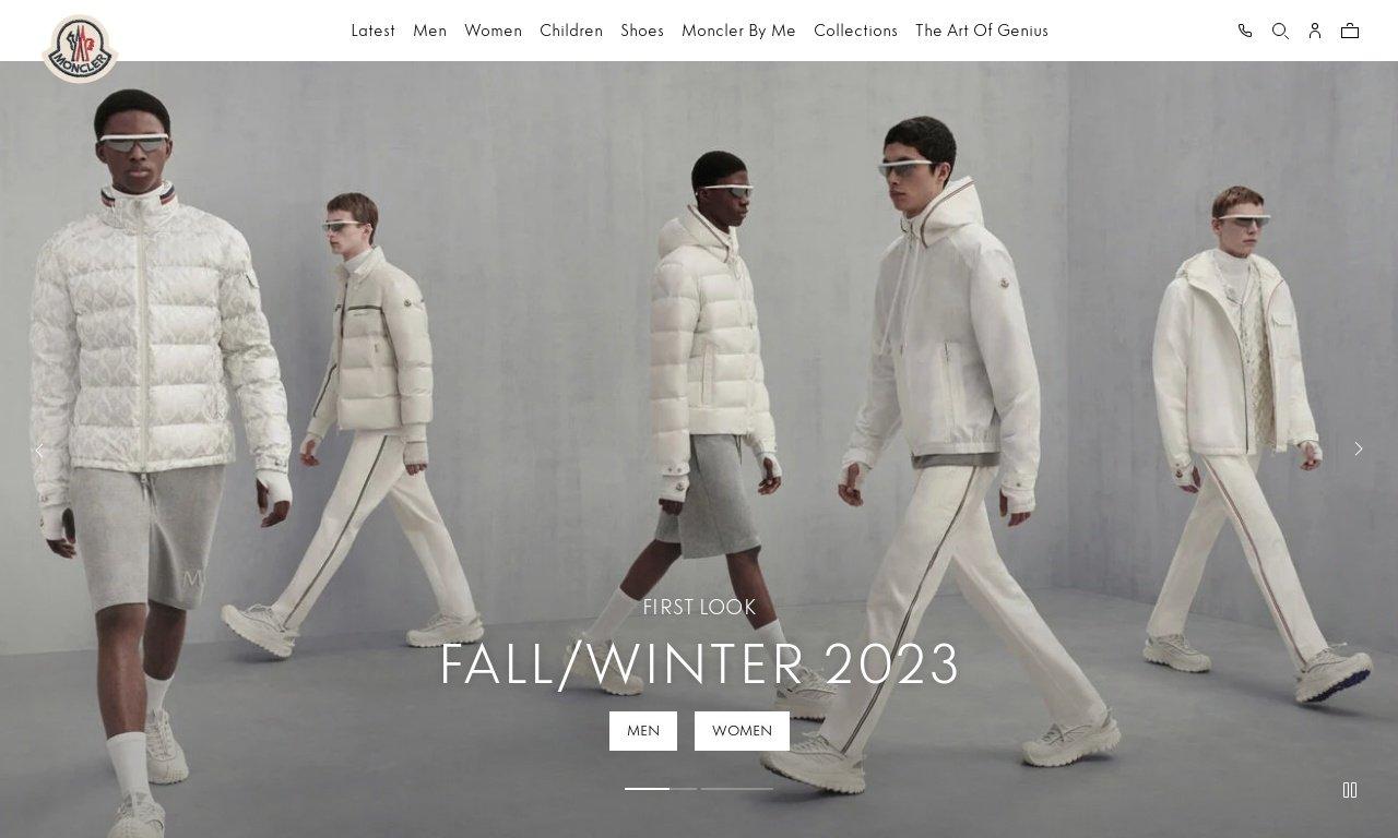 Moncler.com 1