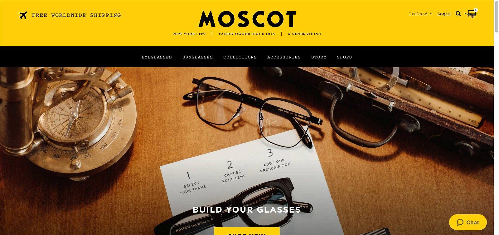 Moscot.com 1