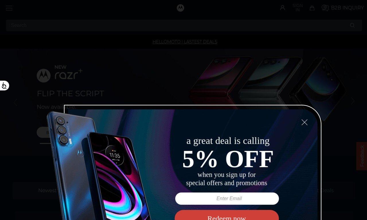 Motorola.co.uk 1