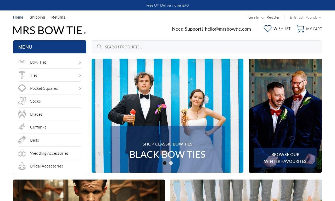 Mrsbowtie.com 1