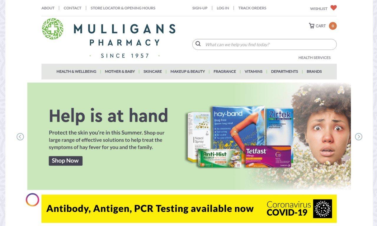 Mulliganspharmacy.com 1