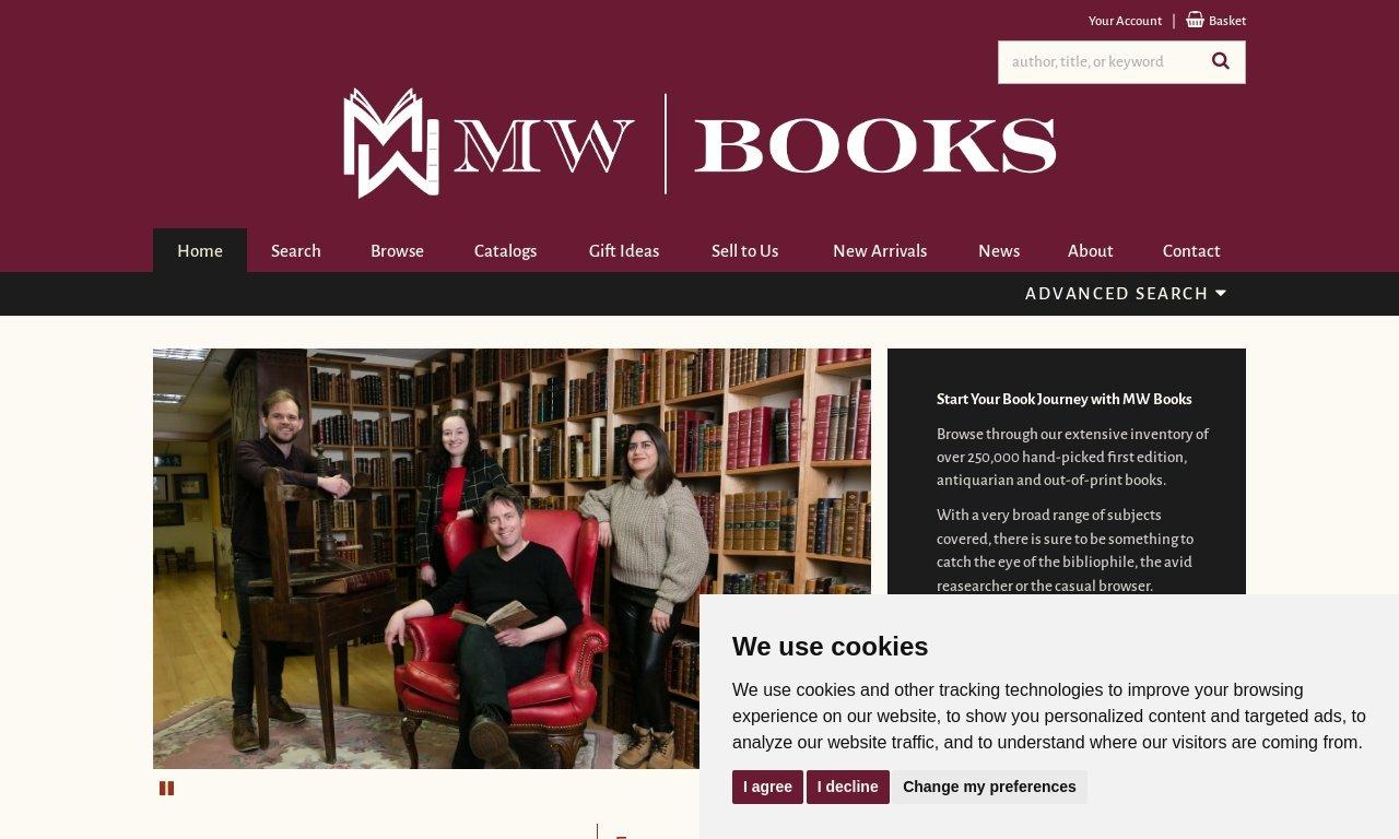 Mwbooks.ie 1
