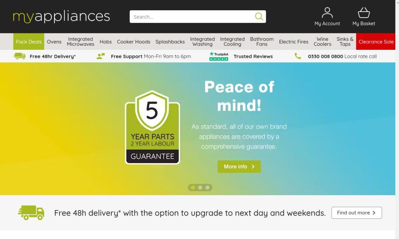 MyAppliances.co.uk 1