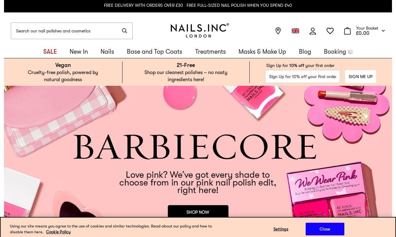 Nailsinc.com 1