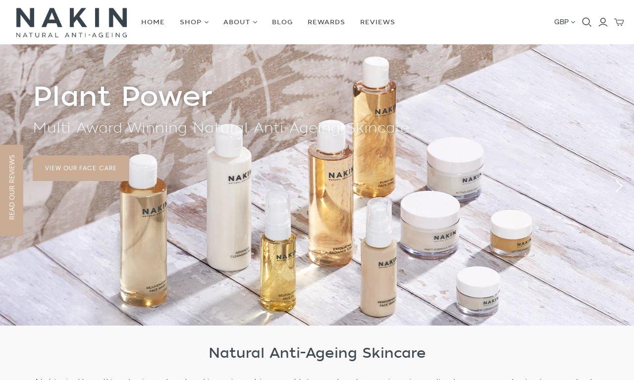 Nakinskincare.com 1