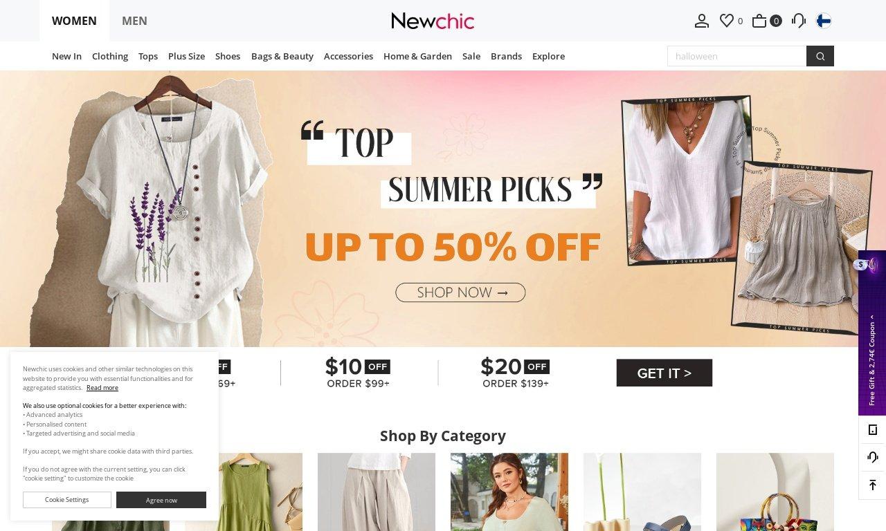 Newchic.com 1