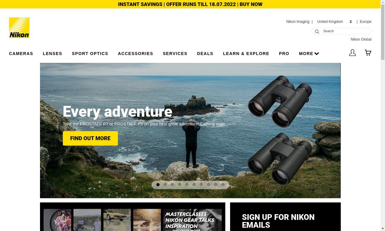 Nikon.co.uk 1