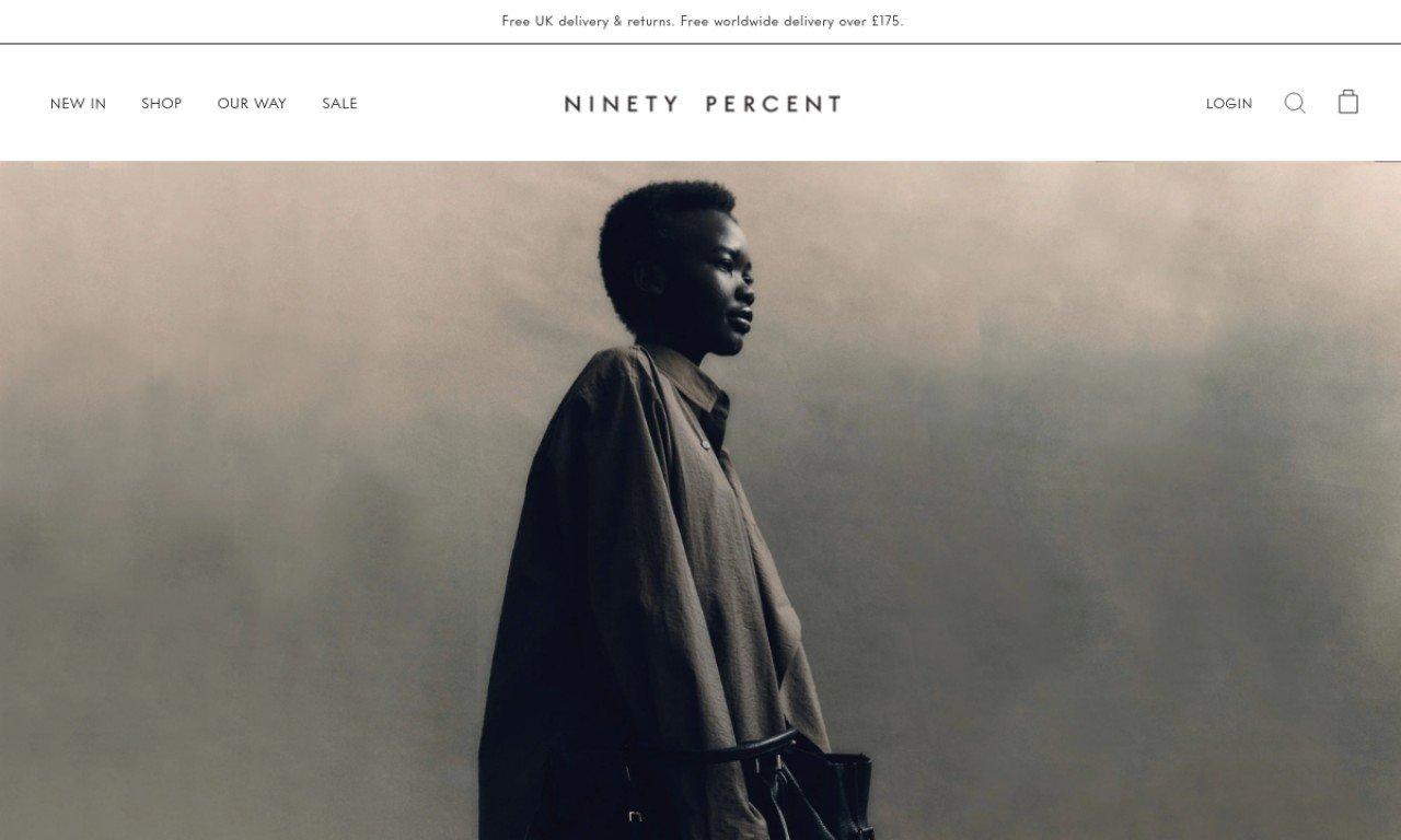 Ninetypercent.com 1