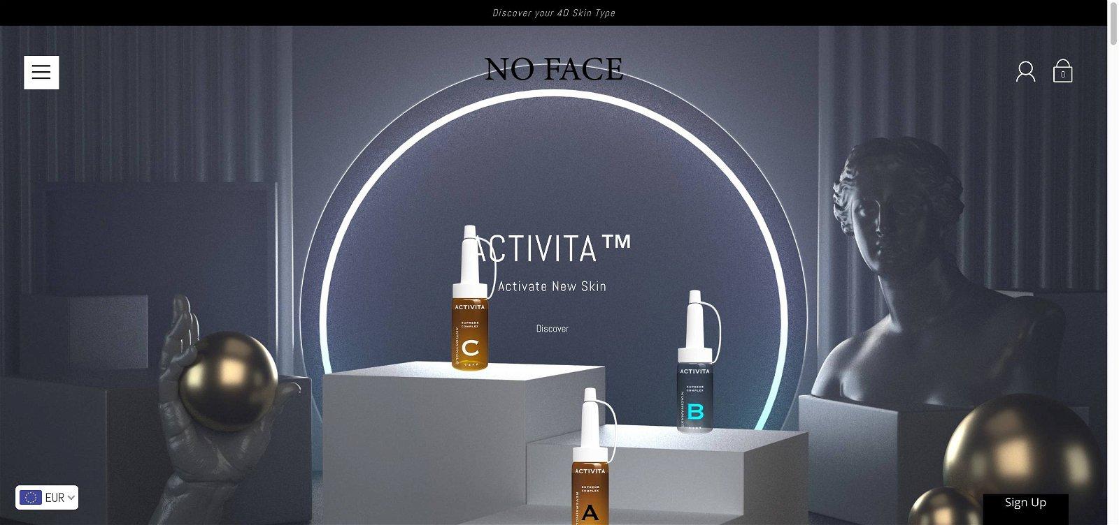 Noface.com.au 1