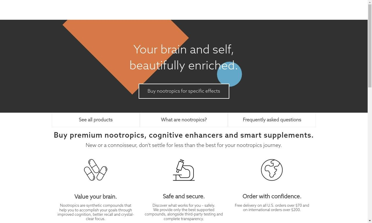 Nootropics.com 1
