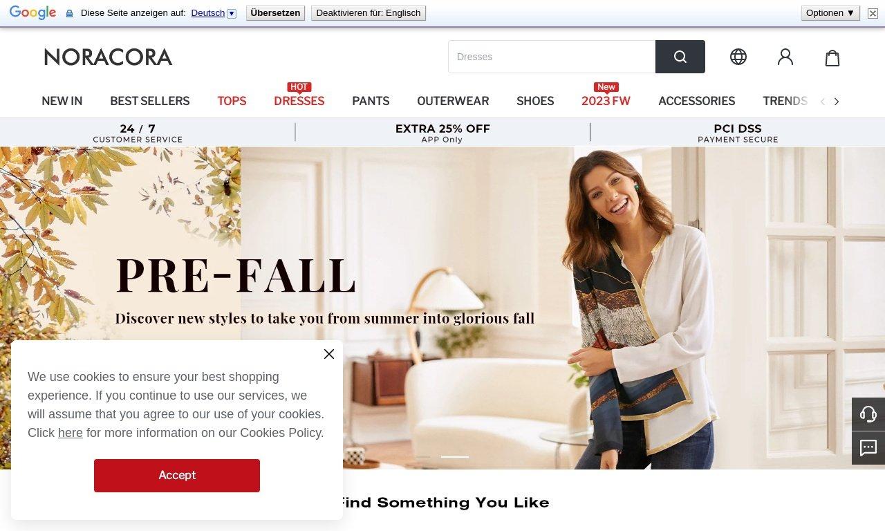 Noracora.com 1