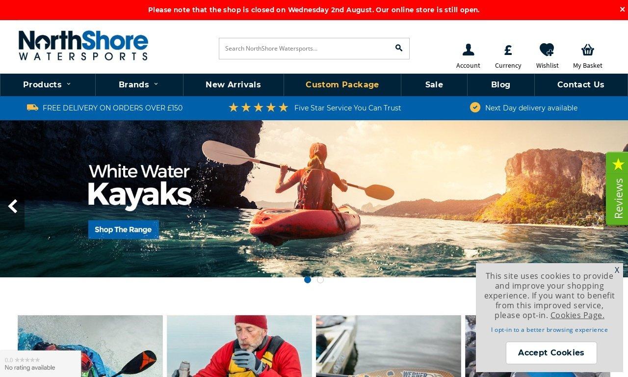 NSWaterSports.co.uk 1