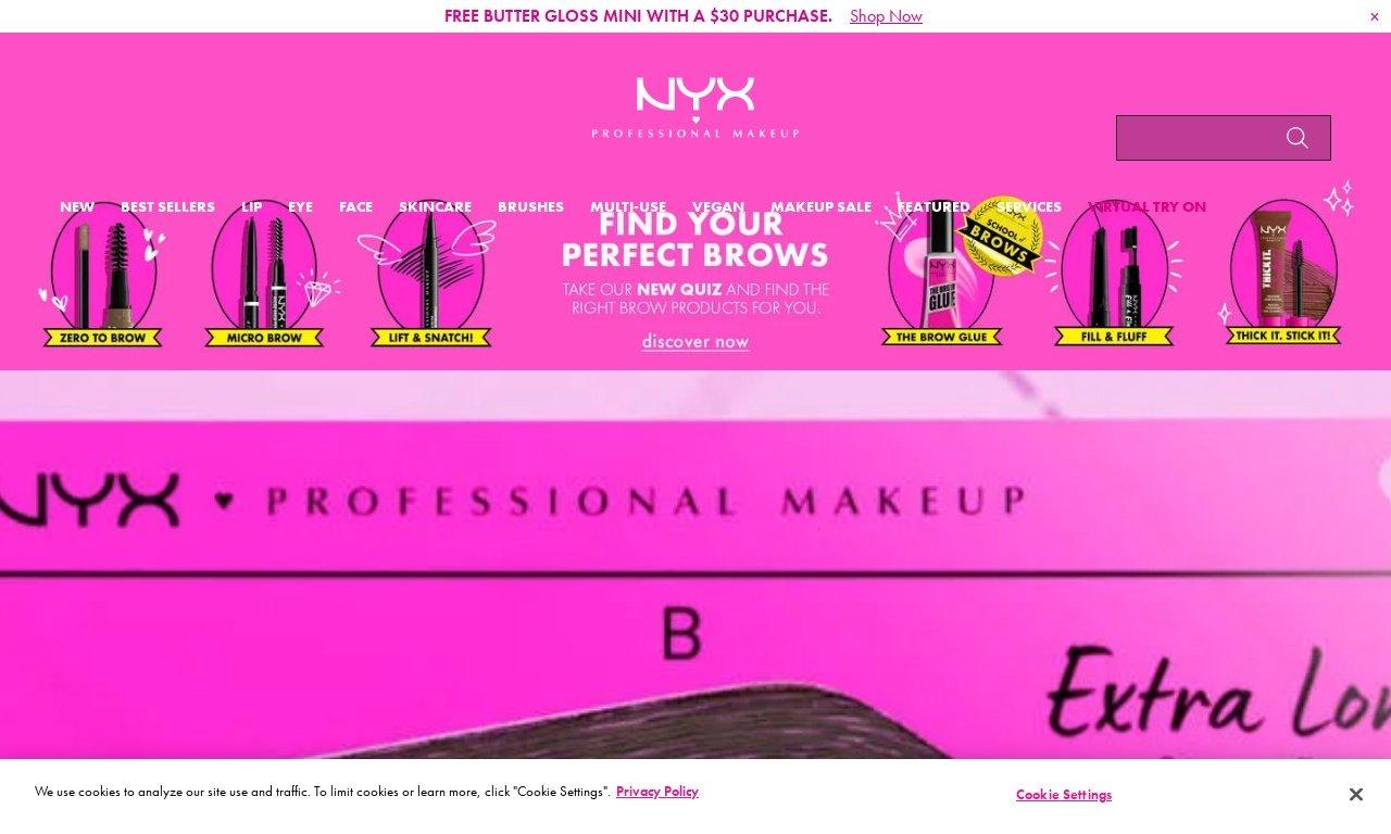 Nyx cosmetics.com 1