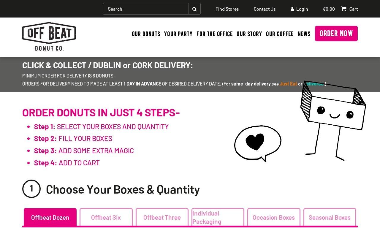 Off beat donuts.com 1
