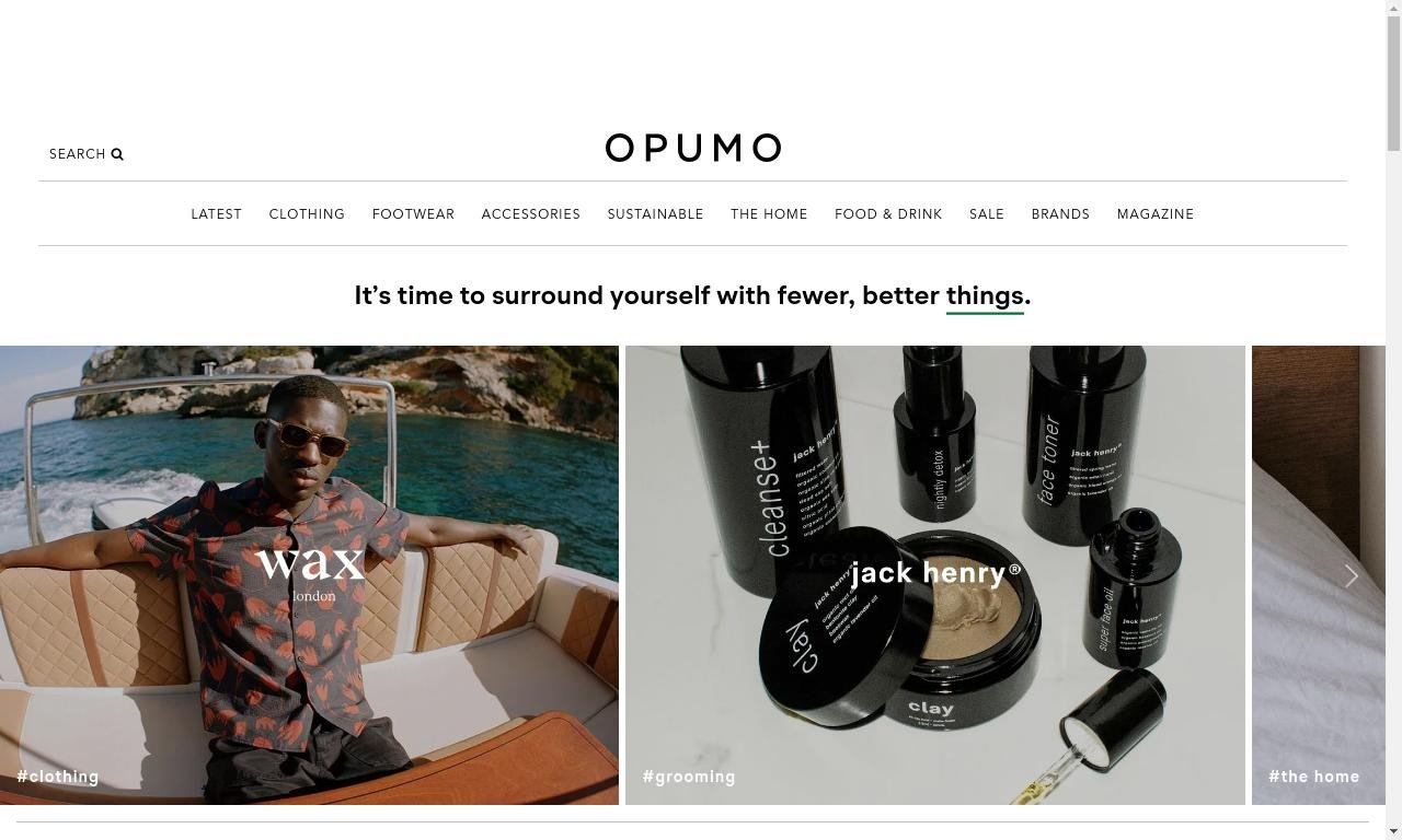 Opumo.com 1