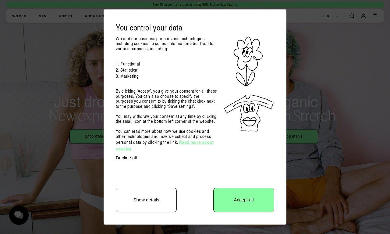 Organic basics.com 1