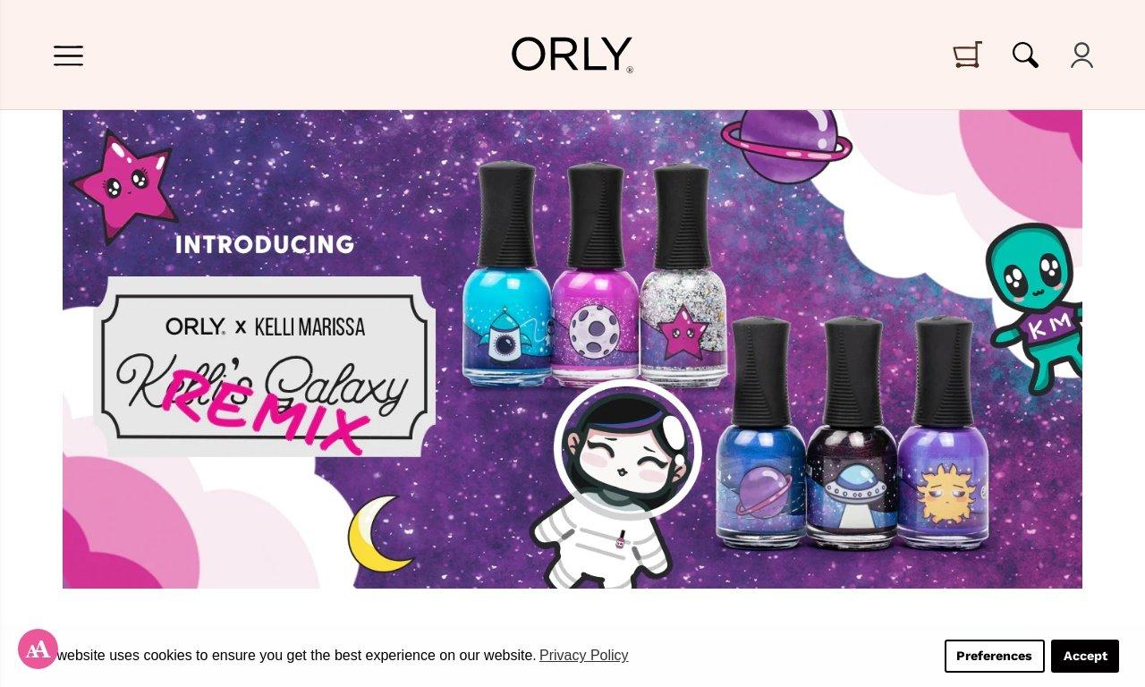 Orlybeauty.com 1