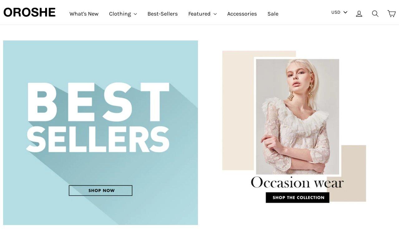 Oroshe.com 1