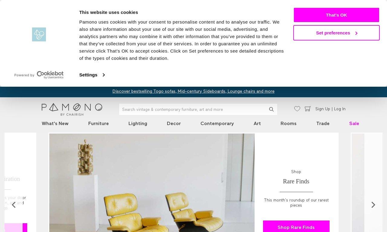 Pamono.com 1