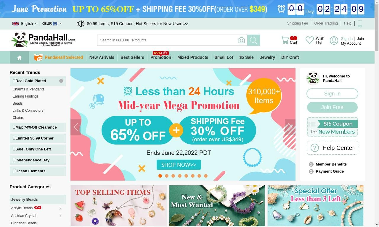 Pandahall.com 1