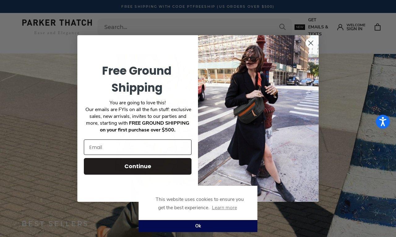 Parkerthatch.com 1