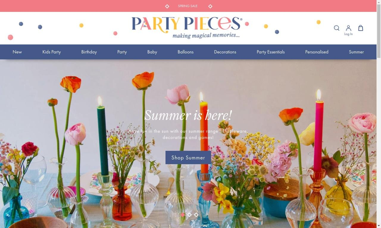 Partypieces.co.uk 1