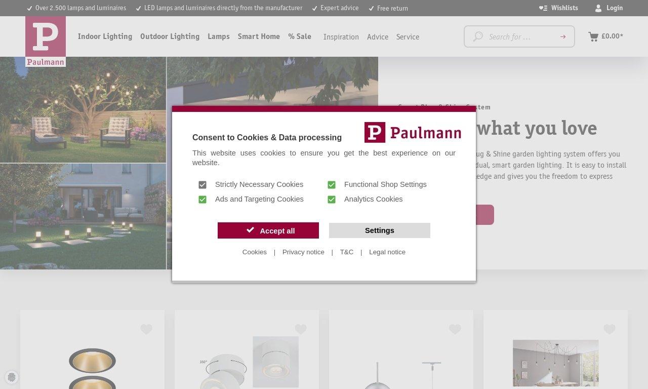 Paulmann.com 1