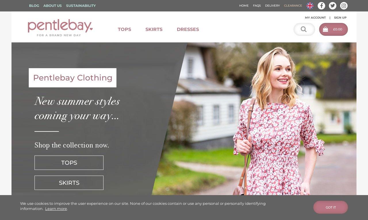 Pentlebay clothing.com 1