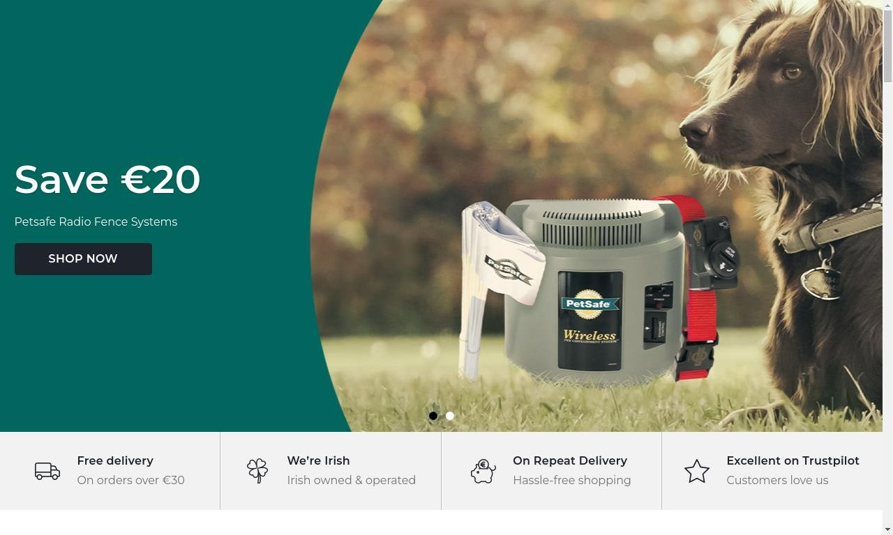 Petworld direct.ie 1