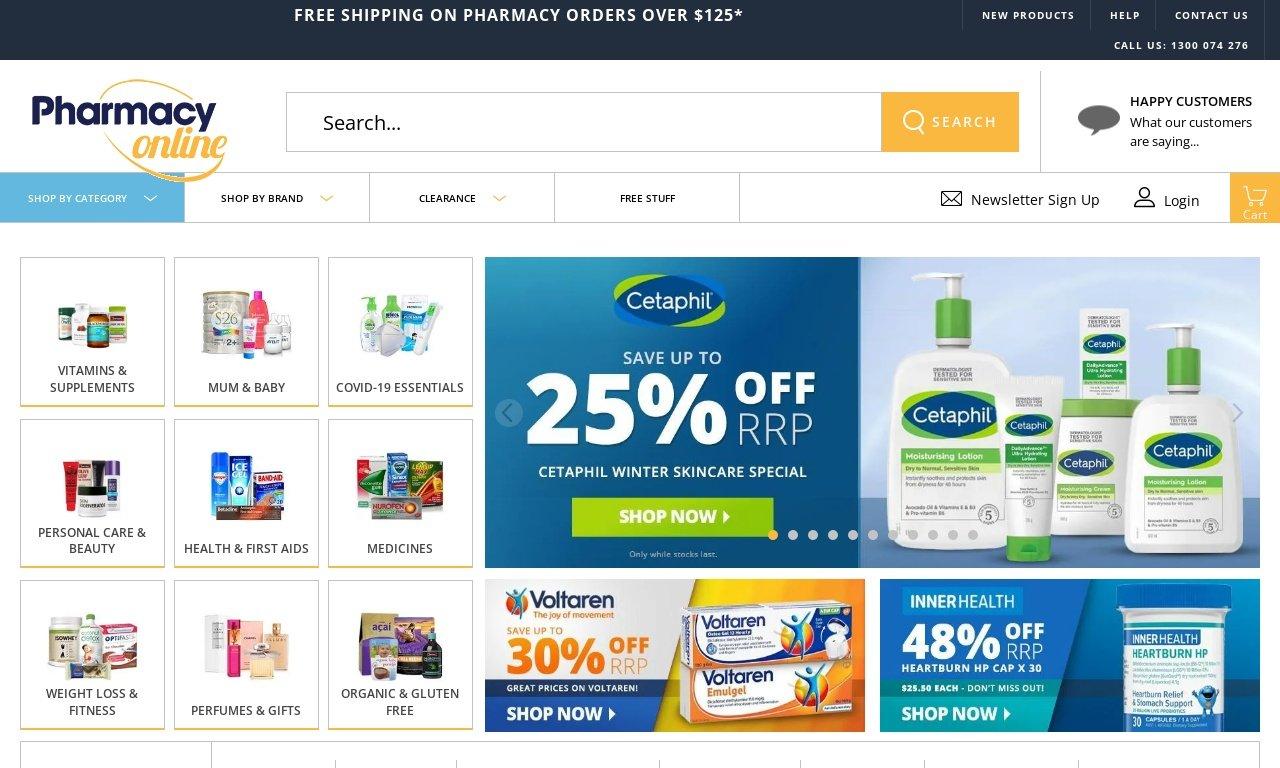 Pharmacyonline.com.au 1
