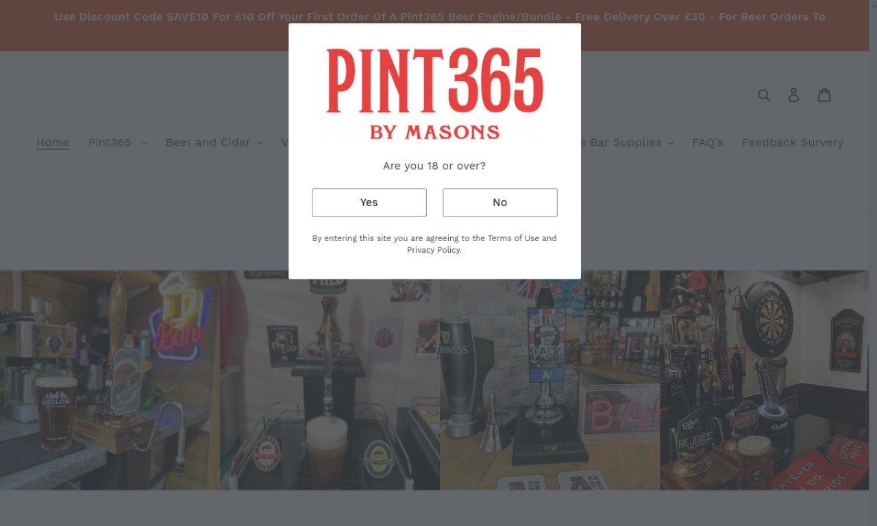 Pint365.com 1