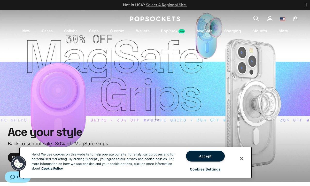 Popsockets.com 1