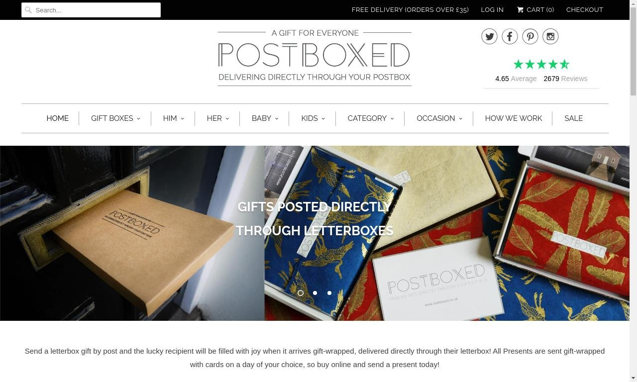 PostBoxed.co.uk 1