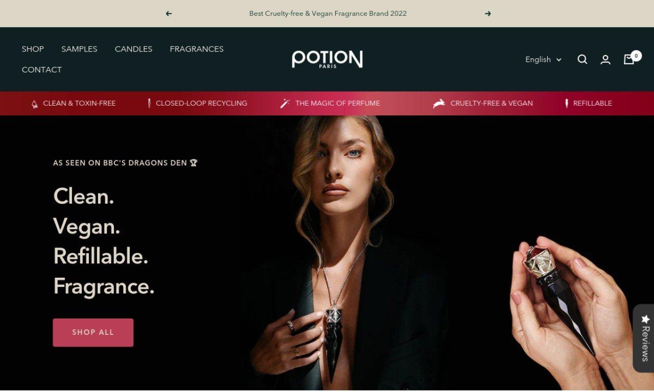 Potionparis.com 1