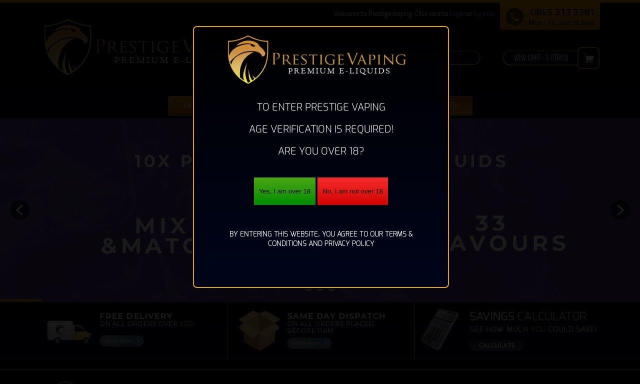 Prestige-vaping.co.uk 1