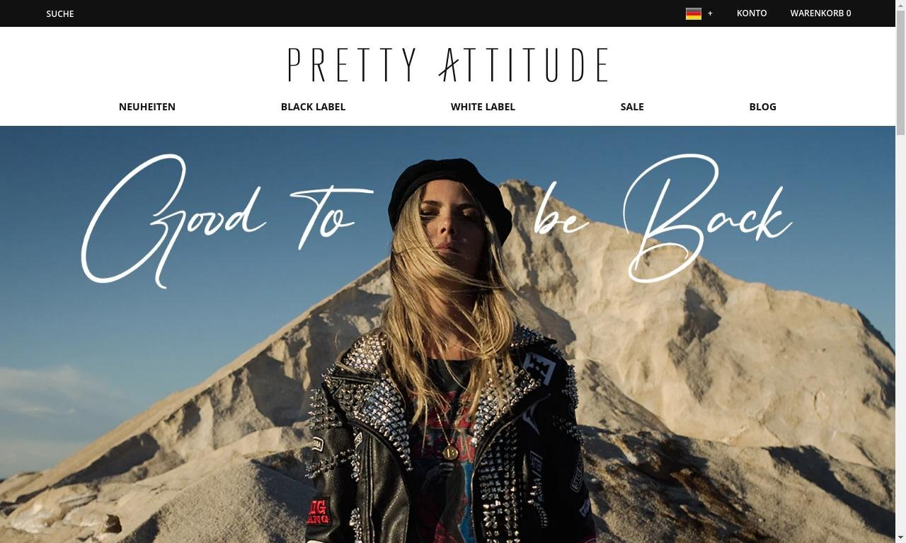 Pretty-attitude.co.uk 1