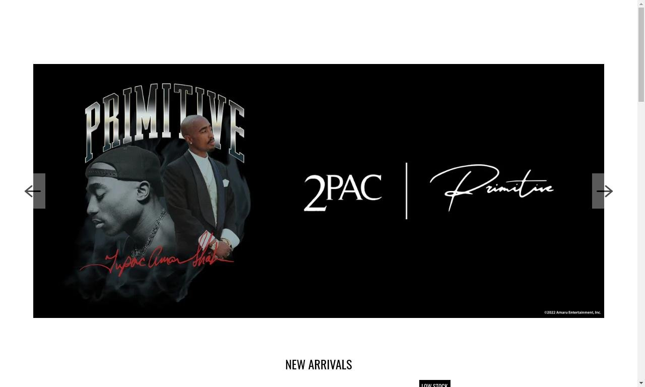 Primitive skate.com 1