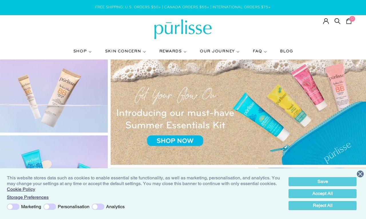 Purlisse.com 1