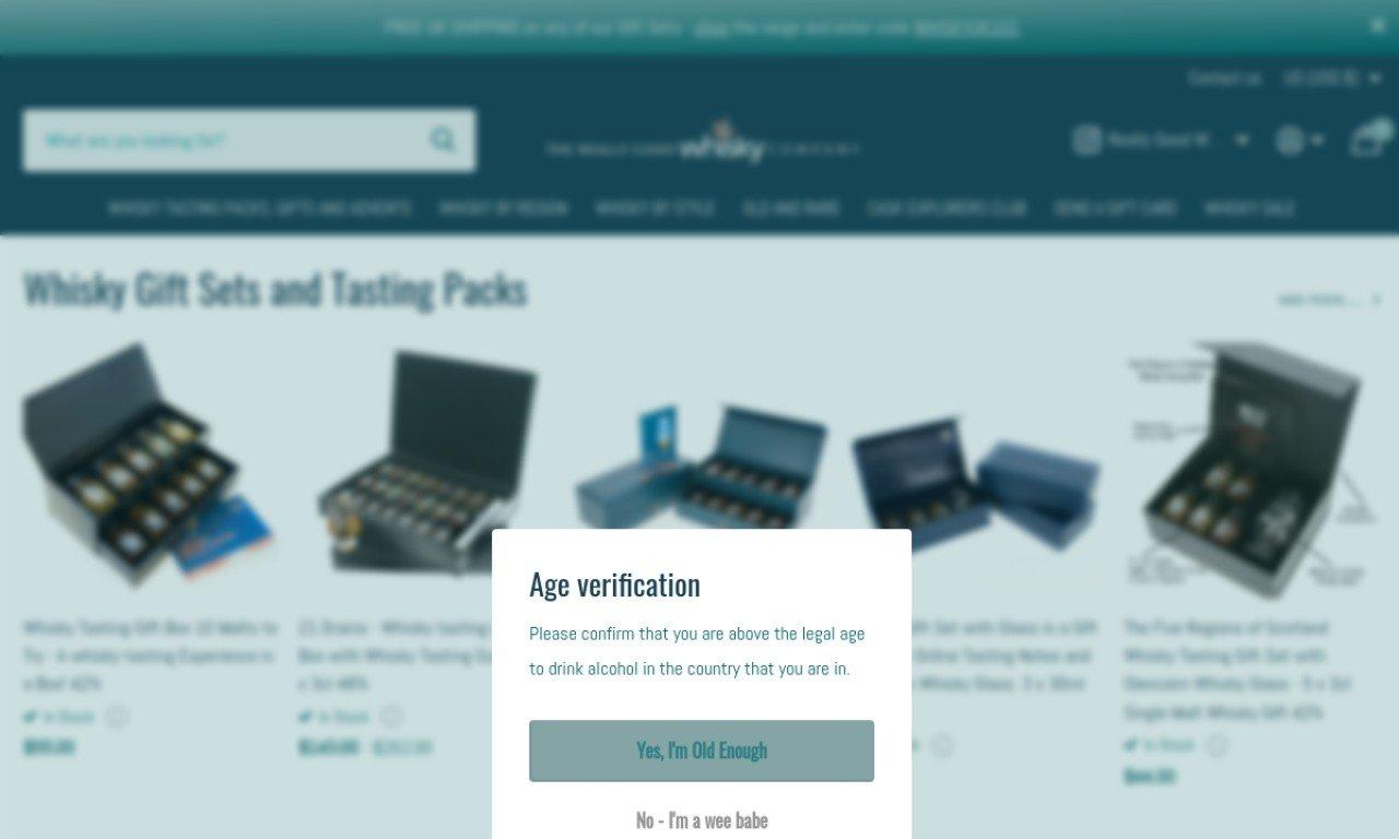 Reallygoodwhisky.com 1